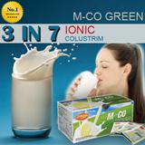 SUSU M-CO Colostrum Susu Kesehatan 1 Box 20 Sachet 15Gr