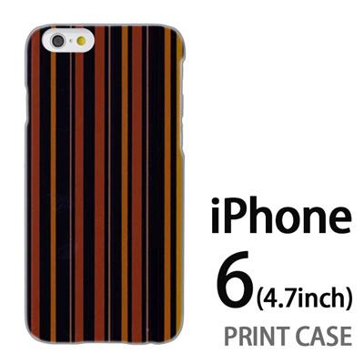 iPhone6 (4.7インチ) 用『No4 マーブルストライプ』特殊印刷ケース【 iphone6 iphone アイフォン アイフォン6 au docomo softbank Apple ケース プリント カバー スマホケース スマホカバー 】の画像