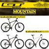 GT Bikes. 29er Karakoram Expert Elite. High End MTB. Moutain Bike. MY2015 model.