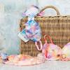 (フランデランジェリー) fran de lingerie ペアブラジャー Tropical Resort トロピカルリゾート ペアブラジャー B-[カップ