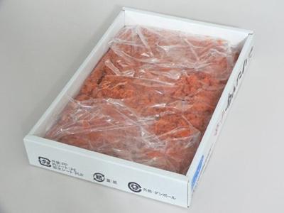 上バラ子(1kg2111)【お得 辛子明太子2kg】《上バラ子(業務用)》[067-603]の画像