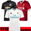 ★ NEW SEASON 16/17/18 SOCCER JERSEY  Liverpool/Manchester Unitd/chelsea Men SET/Sport  Leisure shirt