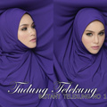 Tudung Telekung | Pinless | Instant Hijab | Instant Telekung | 2-In-1 Slip On | Muslimah | Exclusive Hijab By CN *New Arrival*