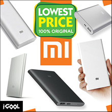 [ Choose Your FREE GIFT ] LOWEST PRICE IN Singapore ★ XIAOMI Authentic Powerbank ★ Portable Charger ★ Fast Charging ★ Must Have for Travel ★ Phone / iPhone / Samsung / LG / Xiaomi