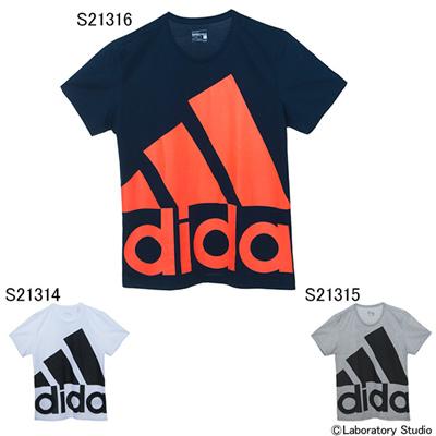 アディダス (adidas) M ESS LOGO ショートスリーブTシャツ2 GWN40 [分類:Tシャツ (メンズ・ユニセックス)]の画像