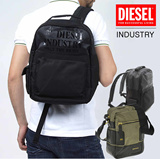 [DIESEL]Mens backpack crossbag shoulder bag Clearance Sale 100% Authentic Local free shipping
