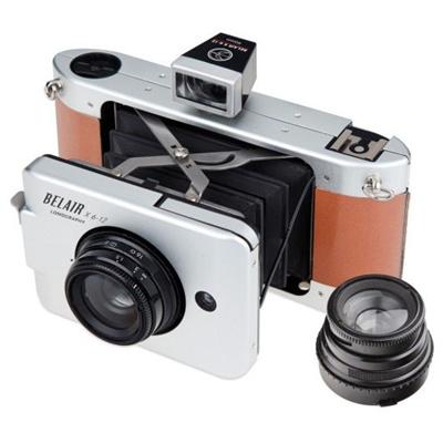 lomographyBELAIR JET 【HP300S】 ロモグラフィ 35mmフィルム レンズ交換可  Belair X 6-12 Jetsetterは 90mm or 58mm レンズ 10P13Dec13_m 【RCP】の画像