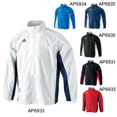 アディダス (adidas) BCウィンドジャケット(裏起毛) BPB63 [分類:ウインドブレーカー 上 (メンズ・ユニセックス)] 送料無料の画像