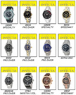 [Invicta] ★Lowest Price★  Clearance  Watch Collection