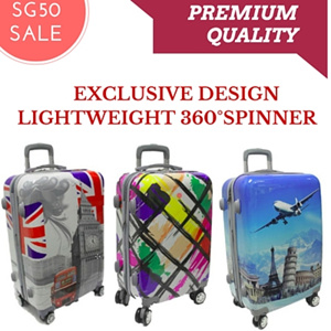 Luggage/Suitcase/Cover/Accessories/Trolley/Cart/Hand Carry