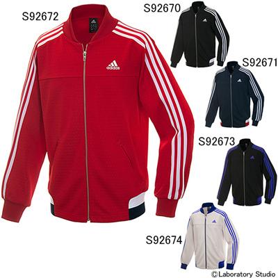 アディダス (adidas) M adidas24/7 アイコニック ウォームアップ ジャケット KBY20 [分類:ジャージ 上 (メンズ・ユニセックス)] 送料無料の画像