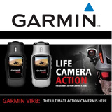 GARMIN Virb Elite with free dive case worth $79 with delivery and 1 year warranty