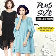 [UPDATED 3 AUG] LOCAL SELLER PLUS SIZE DRESSES