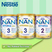 [Nestle] NAN® Premium Follow-up/ Growing-up Milk | Premium Hypoallergenic Follow-up Milk | Scientifically Developed To Help Your Childs Growth and Development