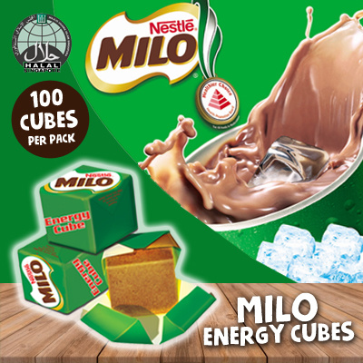 Nestle Milo Energy Cube | Halal Deals for only S$17.9 instead of S$0