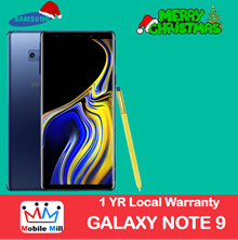 Samsung Galaxy Note 9 128GB / 512GB