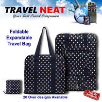 Luggage / Organizer / Foldable Expandable Travel Bag / Cabin Bag / Backpack / Shoe Bag /Shopping Bag