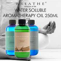 AUSTRALIA No 1 Seller !! BREATHE★250 ml Premium Water Soluble Aromatherapy essences ★
