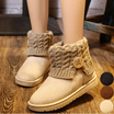 【予約販売】シューズ 靴 ブーツ ショートブーツ ムートン ムートンブーツ レースアップ レディース ファー ボア 美脚