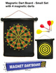 Magnetic Dart Board / Dart Board / Fun Family Game / Kid Dart Board / Hand Eye Coordination / Accuracy