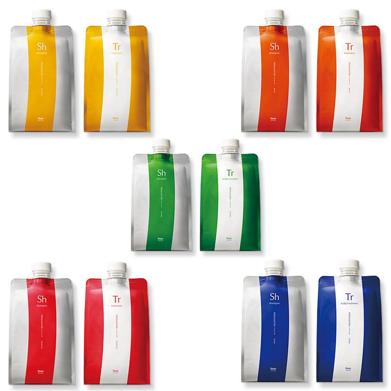HOYU PROMASTER COLOR CARE Shampoo 1000ml + Treatment 1000g Refill SET