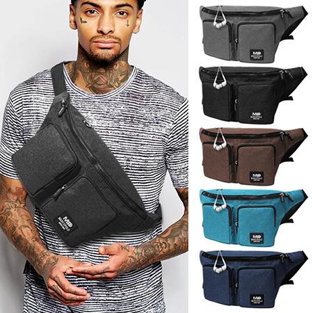 MP2071 Two-Pocket Messenger bag?AUTHENTIC?Cross Body Messenger Bag#Sling Bag#Shoulder#Unisex Item Deals for only S$68 instead of S$0