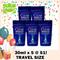 [Bundle Sale][CLEAR] TRAVEL SIZE Men Shampoo 5 x 30ml