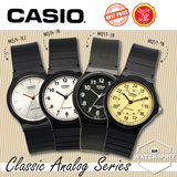[CHEAPEST PRICE IN SPORE] *CASIO GENUINE* CLASSIC ANALOG WATCHES MQ-24 SERIES! Free Shipping!