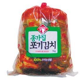 【韓国食品・韓国キムチ】 ■韓国本場の宗家白菜キムチ5kg■の画像