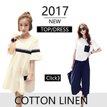 【20/4 PROMO】2017 New Summer Plus Size Collection /Dress /Blouse/ Skirt/Midi Skirts /T-Shirts