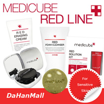 ▶THE LOWEST PRICE◀ COUPON APPLICABLE! [Medicube]Red Line / Red Cushion / Erasing Cream /Solution Kit