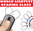 2017 Most versatile bendable reading glasses that you can keep in your pocket