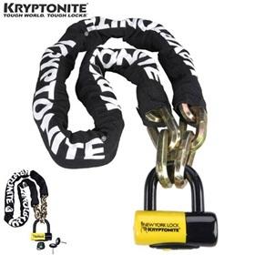 KRYPTONITE(クリプトナイト) NYフォーゲタバウティット1415 999492 【バイク用品 盗難防止品 鍵 ロック】の画像
