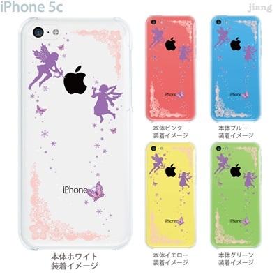 【iPhone5c】【iPhone5c ケース】【iPhone5c カバー】【ケース】【カバー】【スマホケース】【クリアケース】【クリアーアーツ】【Clear Arts】【不思議の国のアリス】 09-ip5c-fp0003の画像