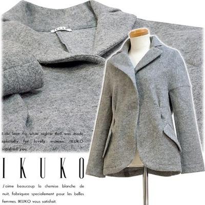 イクコ IKUKO 圧縮ウール ジャケット PV240Gの画像