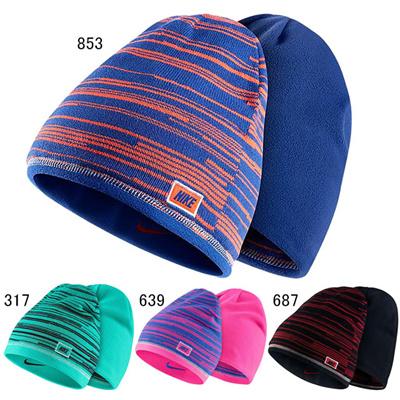ナイキ (NIKE) ジュニア YTH NSW リバーシブル ビーニー 618651 [分類:キッズ・子供服 ニット帽]の画像