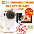 ★100% Authentic★New Night Vision XIAOYI IPCam CAMERA Xiaomi Xiao Yi IP Camera CCTV HD Wireless Smart Home Mobile Android iPhone Vstarcam | Monitor Baby/Child/Maid/Elderly Spy CAM
