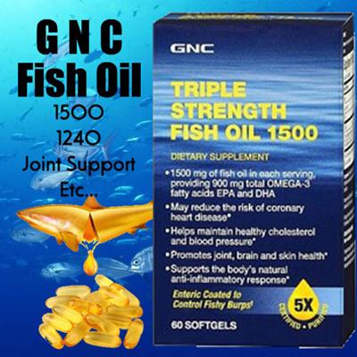 Qoo10 gnc fish oil gnc triple strength fish oil 1500 for Gnc triple strength fish oil 1500
