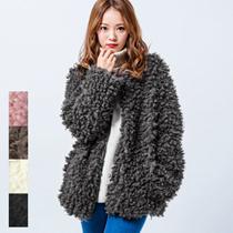【GOGOSING】大人気の予感★愛しいもこもこアウター★レディースアウター もこもこアウター 可愛いアウター 冬 韓国ファッション  p000bzlh