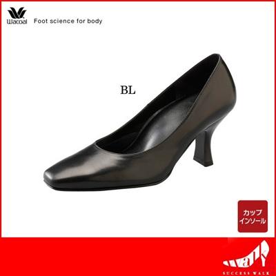 ワコール Wacoal パンプス 靴 ビジネス リクルート サクセスウォーク レディース WFN070の画像