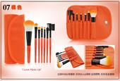 (NEW ITEM PROMOTION)US Kafu 7 pcs professional makeup brush beauty tools gift set ONLY RM 18.90