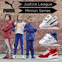 [PUMA]  RESTOCK JUSTICE LEAGUE l MINION KIDS SERIES