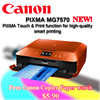 CANON  PIXMA MG7570  PIXMA Touch Print function for high-quality smart printing