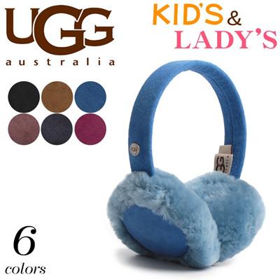 アグ オーストラリア クラシック イヤマフ  シープスキン UGG U1564 耳あて レディース キッズの画像
