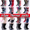 [socks] intype thermal SOCKS cold WINTER MAN WOMAN intype socks KNIT WOOL ANGORA PREMIUM warm thick SOCKS made in KOREA