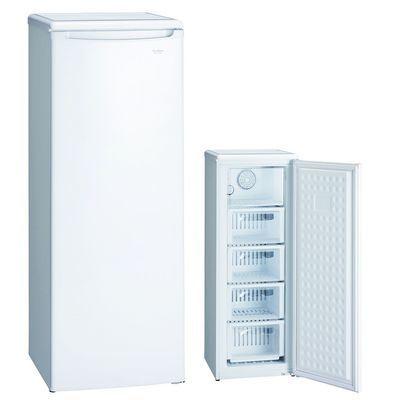 三ツ星貿易家庭用冷凍庫ファン式自動霜取りMA-6120FF-W
