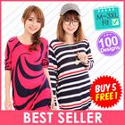 ♥ LuvClo ~ Best Seller Korean Oversize Long Sleeve Top (100 Design)