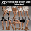 アメリカ直送・QRコードカットなし正規品【UGG】アグ  UGG BOOTS COLLECTION! Classic Mini/Classic Mini II//Classic Short/Classic Short II Collection~!