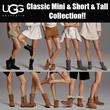 アメリカ直送・QRコードカットなし正規品【UGG】アグ  UGG BOOTS COLLECTION! Classic Mini/Classic Mini II//Classic Short/Classic Short II Collection~!