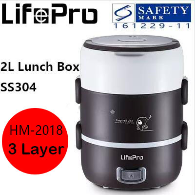 Lunch Box/Mini Rice Cooker/Slow Cooker/Pressure Cooker//Lunch Bag/Electric Lunch Box/Lunchbox Deals for only S$99 instead of S$0